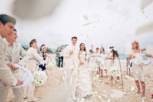 Liudininku tostas vestuvese