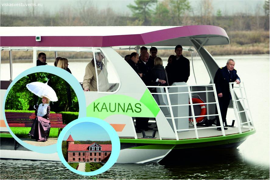 """Poilsinis - keleivinis laivas """"Kaunas"""""""