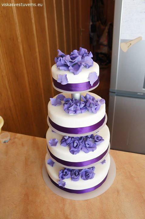 Vestuviniai naminiai tortai